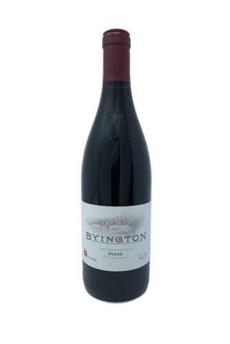 2014 BYINGTON SYRAH PIGONI RANCH - Byington Winery