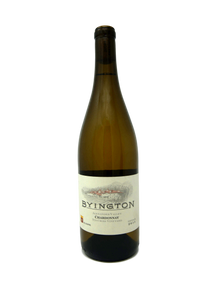 2015 BYINGTON CHARDONNAY TIN CROSS VINEYARD - Byington Winery
