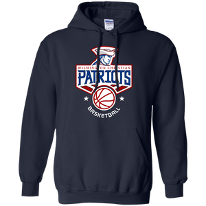 Basketball- Pullover Hoodie