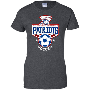 Soccer- Ladies' Tee