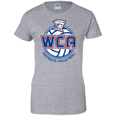Volleyball- Ladies' Tee