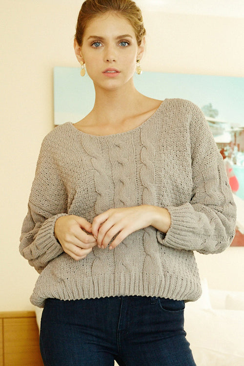 Warm Pullover Sweater