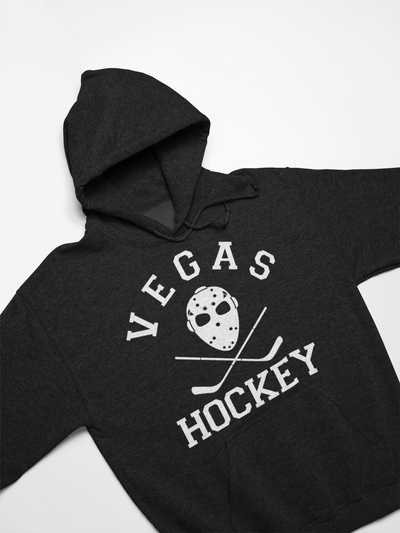 Vegas Hockey Mask Hoodie - Threads of eNVy