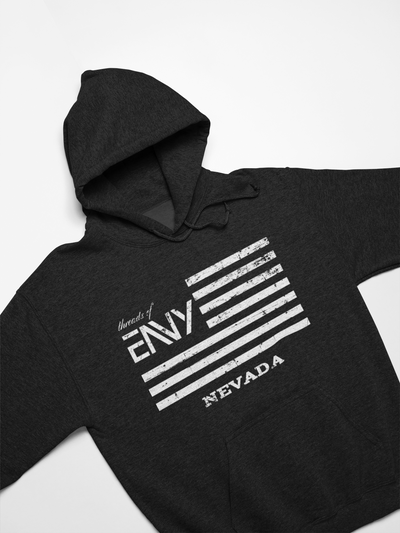 Flag eNVy Hoodie - Threads of eNVy