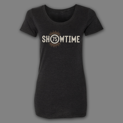 7Five Brewing Showtime Ladies Tee - Threads of eNVy