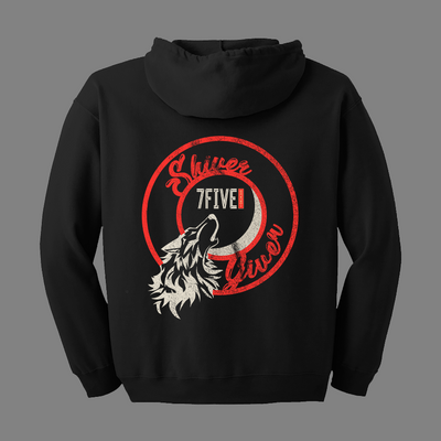 7FIVE Brewing Red Shiver Giver Pullover - Threads of eNVy