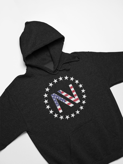 American NV Hoodie - Threads of eNVy