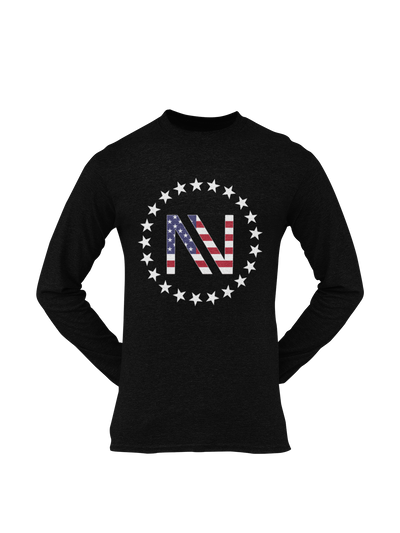 American NV Longsleeve - Threads of eNVy