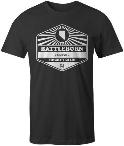 Battleborn Hockey Club Tee - Threads of eNVy
