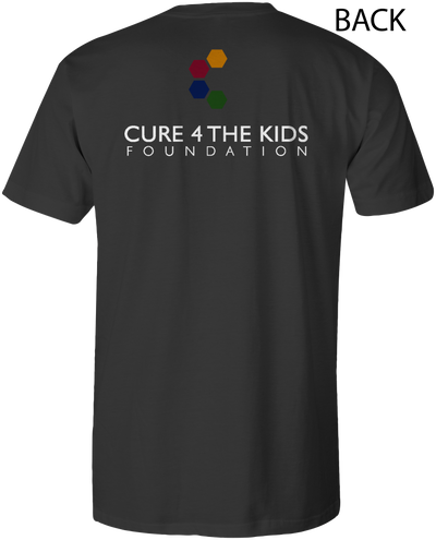 Cure 4 The Kids Tee - Threads of eNVy