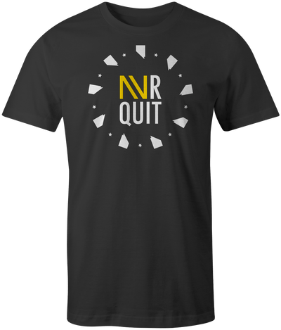 Youth NVR Quit Tee - Threads of eNVy