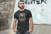 NV Hockey Shield Tee