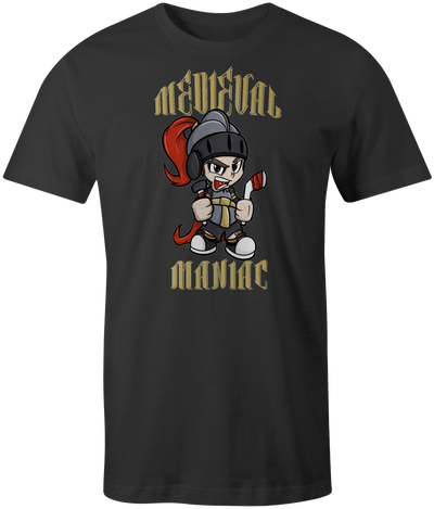 Medieval Maniac Tee - Threads of eNVy