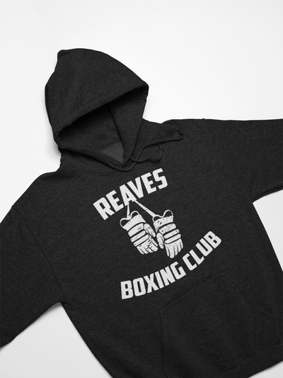 Reaves Boxing Club Hoodie - Threads of eNVy