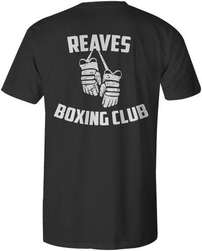 Reaves Boxing Club Tee - Threads of eNVy