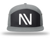 NV 7 Panel twill strapback hat - Threads of eNVy