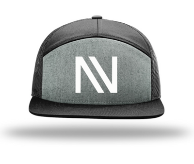 NV 7 panel Heather Grey/Black - Threads of eNVy