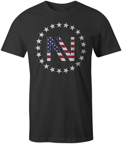 American NV Tee - Threads of eNVy
