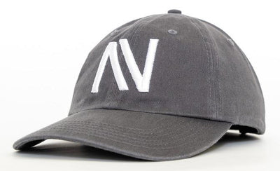 Grey NV Dad Hat - Threads of eNVy