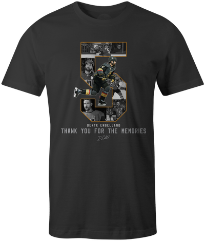 Deryk Engelland Tee - Threads of eNVy