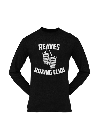 Reaves Boxing Club Longsleeve - Threads of eNVy