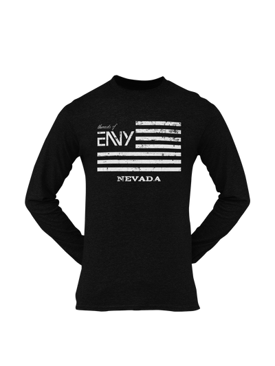Flag Envy Longsleeve - Threads of eNVy