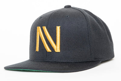 Golden NV SnapBack Hat - Threads of eNVy