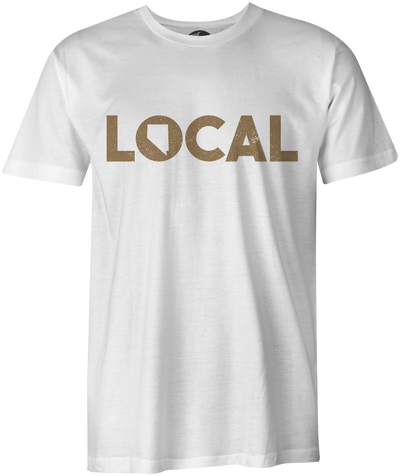Golden Local Tee - Threads of eNVy