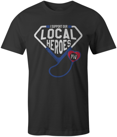 Local Heroes Tee - Threads of eNVy