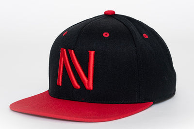 Red/Black NV SnapBack Hat - Threads of eNVy