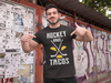 Hockey and Tacos Tee - Threads of eNVy