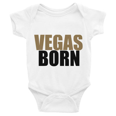 Vegas Born Onesie - Threads of eNVy
