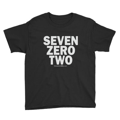 Kids Seven Zero Two Tee - Threads of eNVy