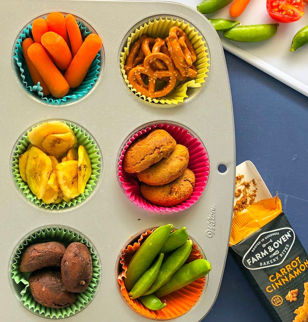 5 Amazing Ways to Get Veggies Into School Lunches
