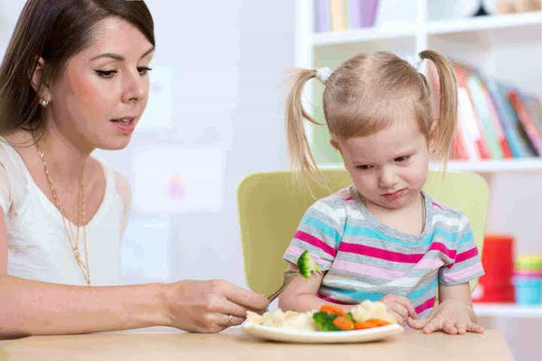 Practical Ways to Feed a Picky Eater
