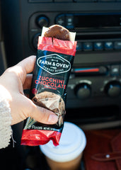 Farm&Oven Snacks - Great On-The-Go Breakfast
