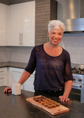 Kay Allison - CEO of Farm&Oven Snacks