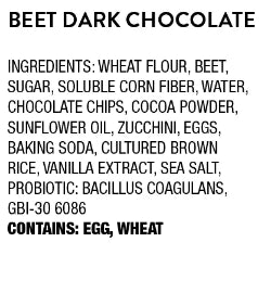 Beet Dark Chocolate