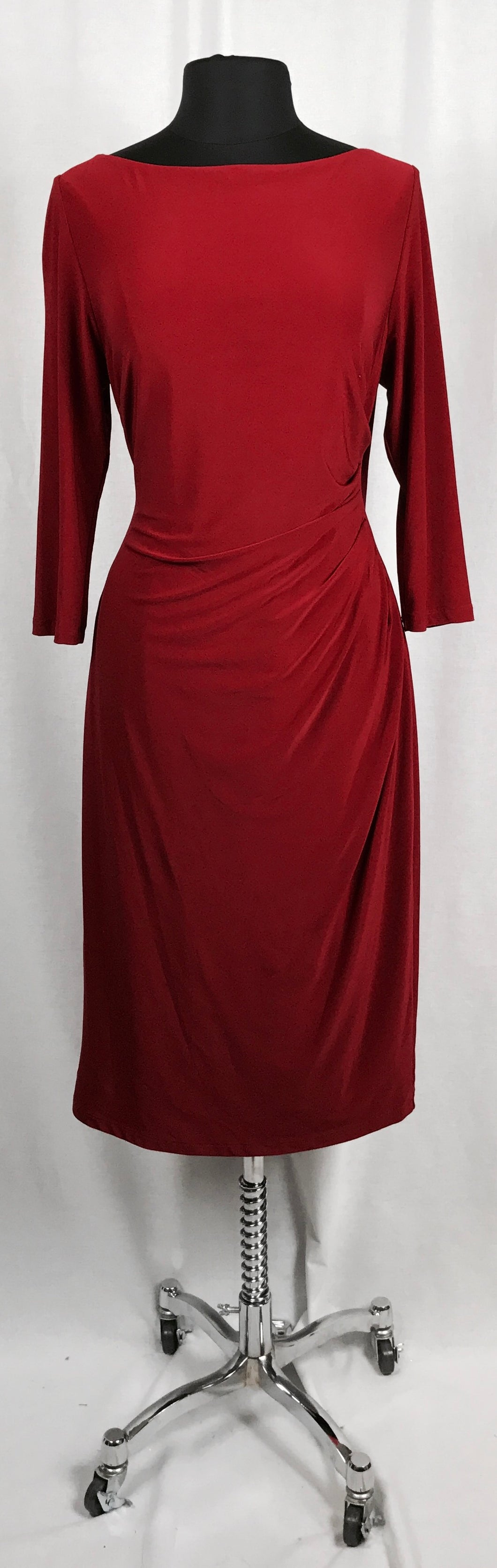 Ralph Lauren cocktail dress, Red