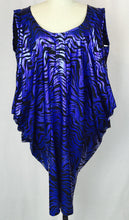 Electric Zebra Caftan