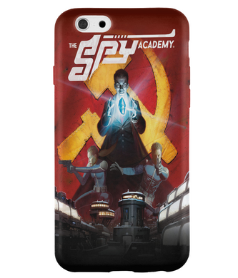 iPhone 6 Full Wrap Case The Spy Academy 1254