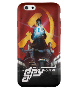 iPhone 6 Full Wrap Case The Spy Academy 1657