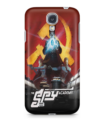 Samsung Galaxy S4 Full Wrap Case The Spy Academy 3216