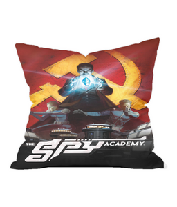 Throw Cushion The Spy Academy C7584