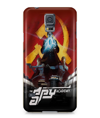 Samsung Galaxy S5 Full Wrap Case The Spy Academy 4365