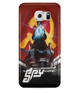 Samsung Galaxy S6 Full Wrap Case The Spy Academy 4371