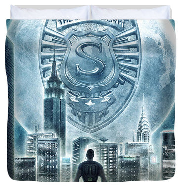 The Spy Academy - Duvet Cover