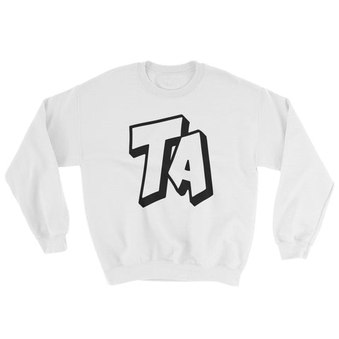 'TA' Sweatshirt - Represent by Techie Avenue