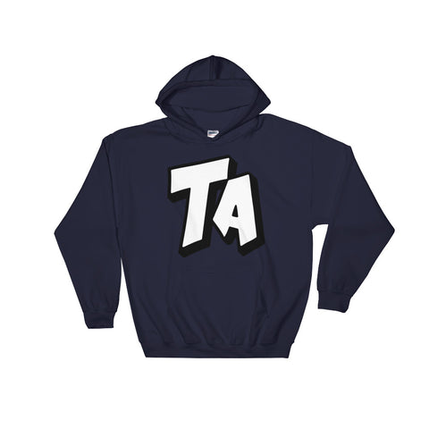 'TA' Hooded Sweatshirt - Represent by Techie Avenue