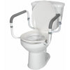 Toilet Safety Frame With Height and Width Adjustable Arms
